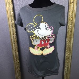 Disney Mickey Mouse Shirt Youth Large